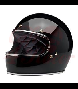 Biltwell Gringo Helmet Full Face Gloss Black