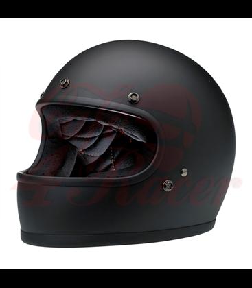 Biltwell Gringo Tracker helma integrálna Flat Black