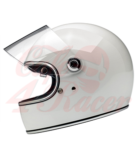 Biltwell Gringo S Helmet Full Face Gloss Vintage
