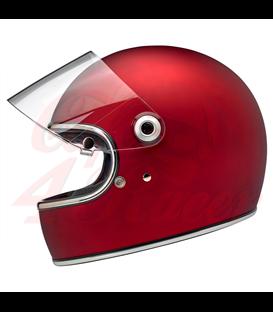 Biltwell Gringo S Helmet Full Face Flat Red