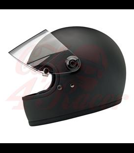 Biltwell Gringo S Helmet Full Face Flat Black