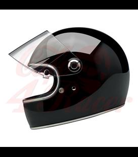Biltwell Gringo S Helmet Full Face Gloss Black