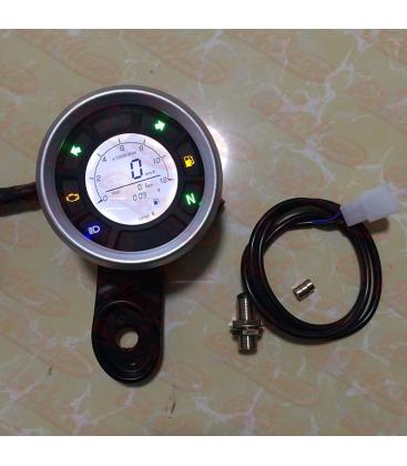 Universal digital LCD speedometer SP2