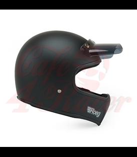 Roeg Peruna helmet čierna matná