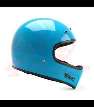 Roeg Peruna helmet SKY gloss