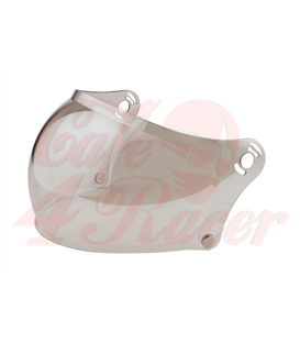 By City Bubble visor Roadster Chrome
