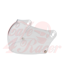 By City Bubble visor Roadster Clear