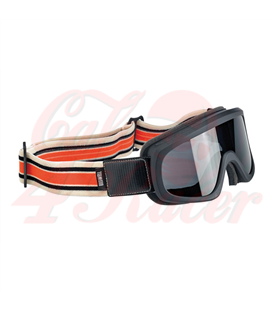 Biltwell Overland 2.0 Racer goggle black C/O