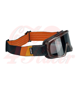 Okuliare Biltwell Overland 2.0 Tri-Stripe hnedé G / R / B