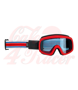 Okuliare Biltwell Overland 2.0 Racer R / W / B