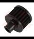 Round 18mm Air filter BLACK