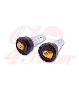 HIGHSIDER Handlebar weights ENTERPRISE-EP1 gold