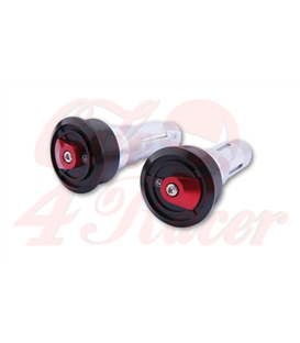HIGHSIDER Handlebar weights ENTERPRISE-EP1 red