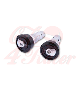 HIGHSIDER Handlebar weights ENTERPRISE-EP1 silver