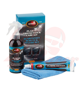 Autosol, Plastic Protection & Care Kit