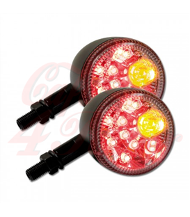 "DAYTONA LED turn signal / RL ""SOL-W"""