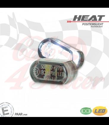"""LED zabudované obrysové svetlo """"Heat"""""""