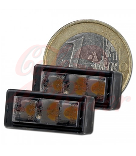 "LED built-in blinker set ""Brick3"""