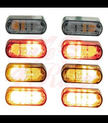 """LED vstavané smerové svetlo pre zadné svetlo """"Heat"""""""