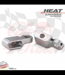 "CNC aluminum housing Suitable housing for indicator ""Heat"" 284096"