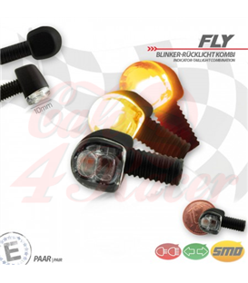 """SMD indicator rear light + turn signal combination """"FLY"""""""