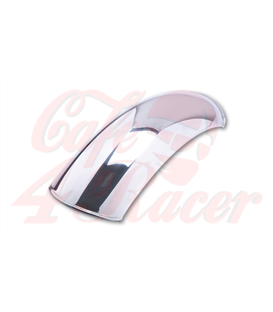 LSL Aluminium mudguard, polished 17 inch  375mm