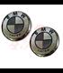 BMW K 75/100/1100/K1 TANK logo 70mm  2ks