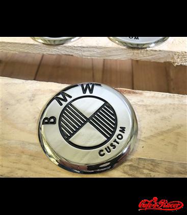 BMW K 75/100/1100/K1 TANK logo VINTAGE NR1 70mm  2ks