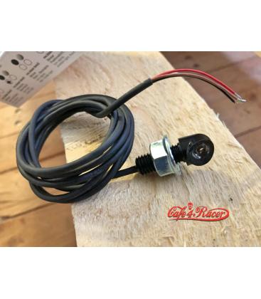 Motogadget  mo.blaze tens3 black 3in1   turn signal, rear light and brake light