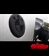 BMW K 75/100/1100/K1 TANK logo 70mm 2pcs BLACK