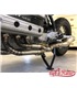 BMW K100 Exhaust   CR II  header pipes + muffler