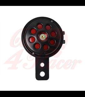 12-Volt Small Horn - Black