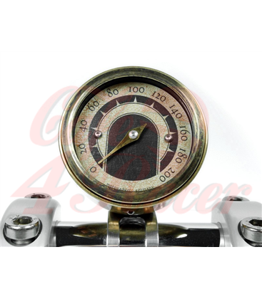 Motogadget MST Vintage Speedometer
