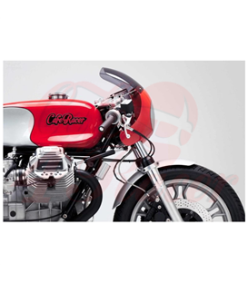 2x sticker CAFE-RACER  black