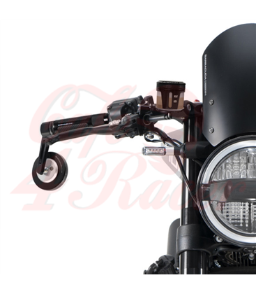 BARRACUDA Koncové zrkadlo SKIN BAR END B-LUX