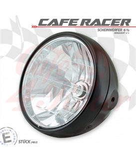 "Headlight ""CafeRacer"" 6.5 """