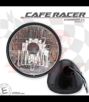 "Headlight ""CafeRacer"" 6.5 """