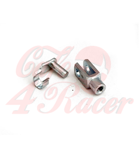 2x  Rearsets  Clevis pivot joint M6x12mm