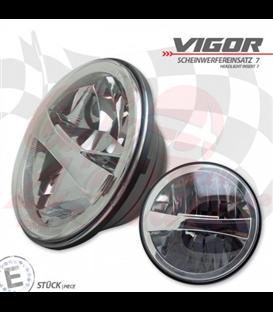 "7 inch LED headlight insert ""Vigor"""