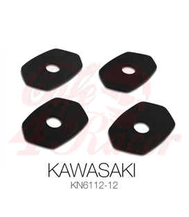 BARRACUDA INDICATOR BRACKET FRONT KAWASAKI - 2012+