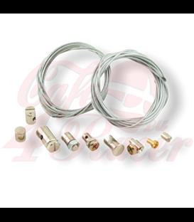 Bowden cable / nipple repair set 11pcs