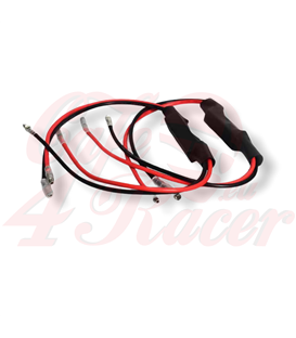 10W / 10OHM Motorcycle Led Turn Signals Resistor