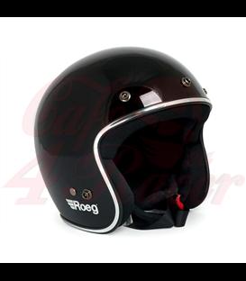 Roeg JETT helmet gloss black