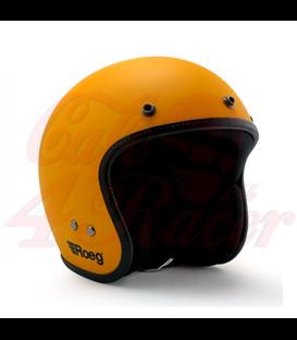 Roeg JETT helmet Sunset yellow matte