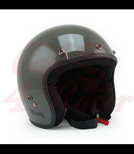 Roeg JETT helmet Slate grey gloss
