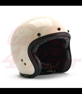 Roeg JETT helmet vintage white