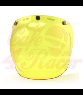 Roeg bublina štít žltý