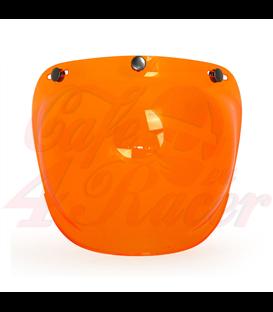 Roeg bubble shield orange