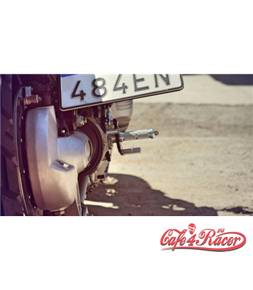 Motogadget  mo.blaze tens2 zadné svetlo+ brzda čierna