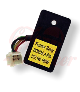 LED flasher relay,  LED flasher relay, HONDA CBR600RR/CBR1000 year 06-08 and CB1000R